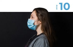 Protection Face Mask (Pack of 10)